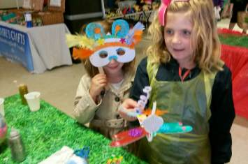 Bug mask making and insect gliders 6