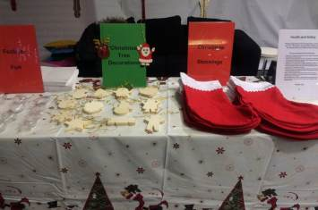 Christmas Stockings and Tree Decoration 3