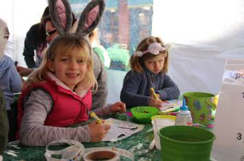 Easter Box Decorating  2