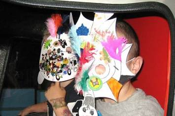 Mask Making 12