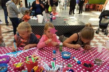 Princess and Pirate Craft Workshop 4